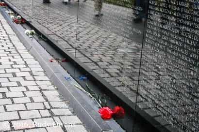 Vietnam Veterans Memorial Remembrance