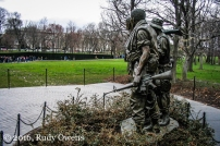 The Three Soldiers Statue, Washington, D.C.