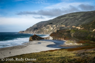 Big Sur, Private Beach Property