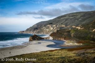 Big Sur, Private Beach Property