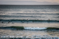 End of Day Surf, Pleasure Point