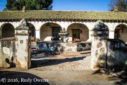 San Juan Miguel Entrance