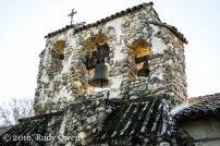 San Miguel Mission Bell