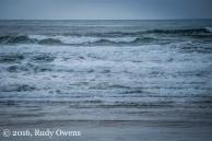 Choppy Surf at the Needles