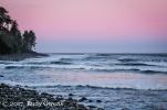 Seaside Cove, morning light