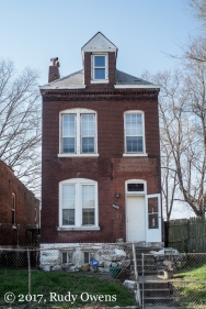A beautiful old St. Louis home, in decline