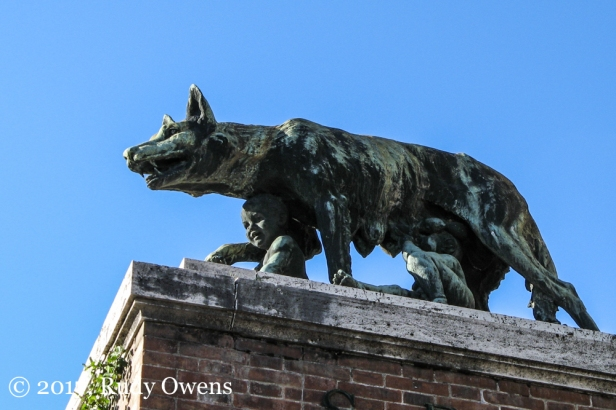 Capitoline Wolf Statue Florence