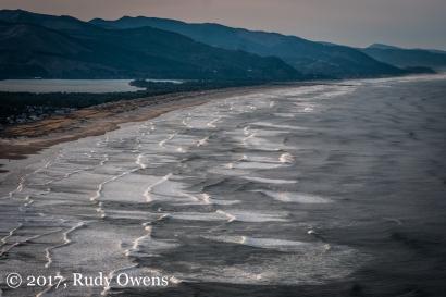 Manzanita Breaks and Nehalem Bay