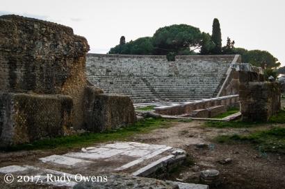 Amphitheater Ostia Antica
