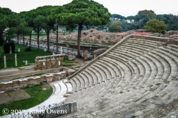 Ostia Antica Amphitheater