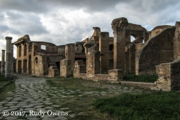 Apartment building, Ostia Antica