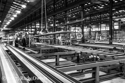 Steel Plant Interior 2