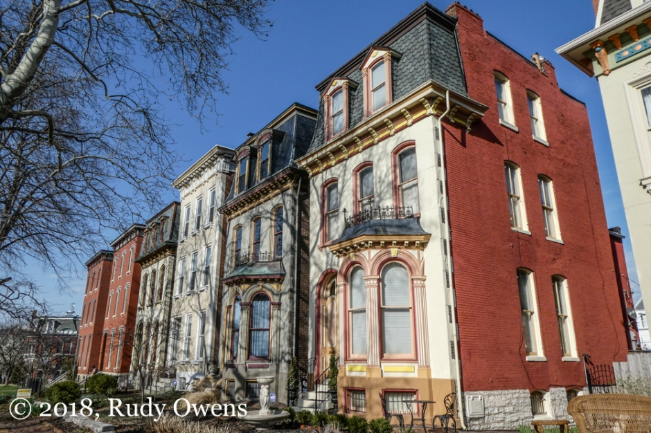 Lafayette Square Townhomes in St. Louis