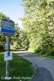River Trail in Lansing