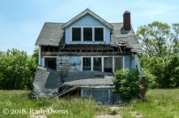 Central Detroit House Decay (6-2018)