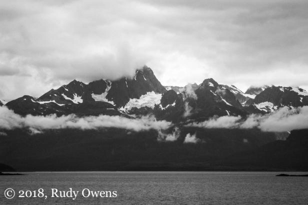 Lynn Canal and SE Alaska Range
