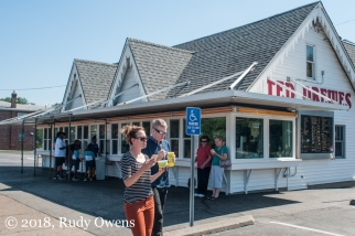 World-famous Ted Drewes frozen custard