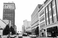 Downtown Huntington looking east
