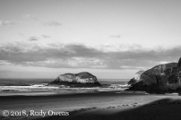 Seal Rocks at Cannon Beach, November 2018