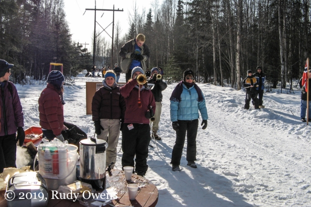 Knapps Crossing had one of the best Iditarod parties I knew of during my years in Anchorage.