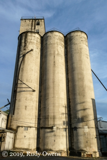 Grain elevators, Pendleton