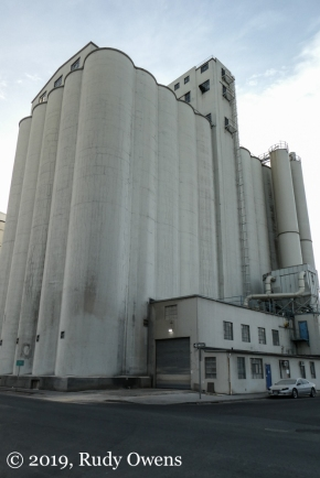 Pendleton grain elevators