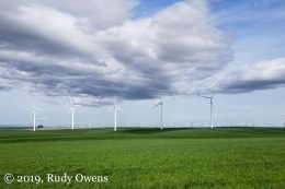 Windfarm, Gilliam County