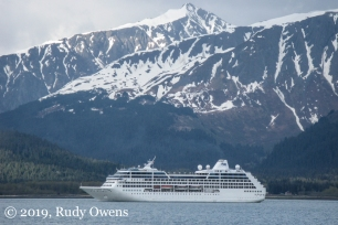 Seward Cruise Ship