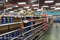 Pasta Aisle Fred Meyer (April 17 2020)