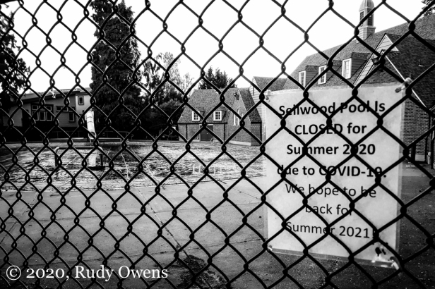 Sellwood Outdoor Pool Closed for COVID-19