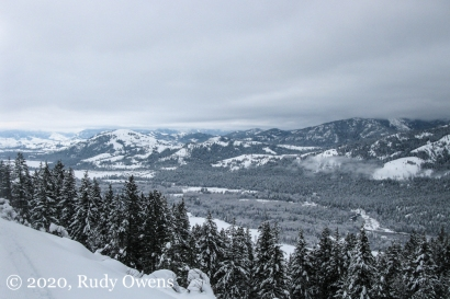 Methow Valley From Above