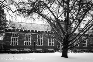 Reed Library Winter Storm 2021